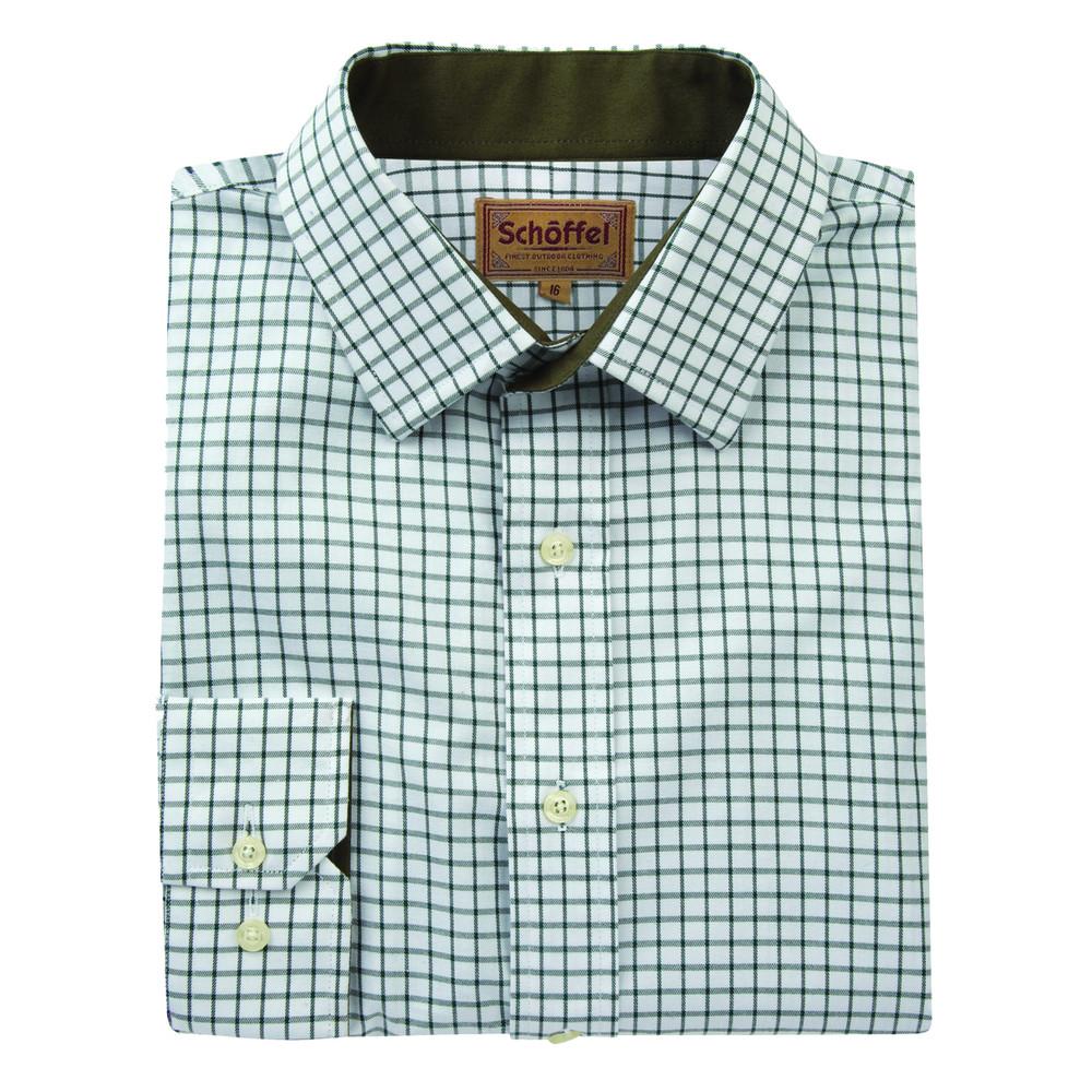Cambridge Shirt Dark Olive