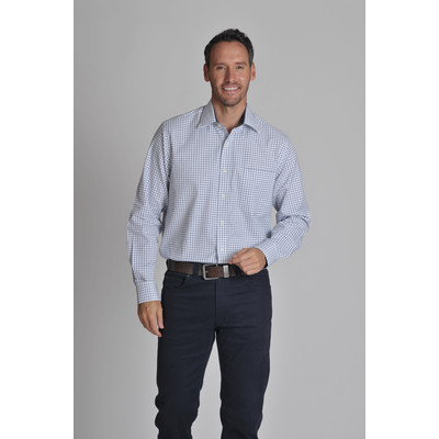 Cambridge Classic Shirt Navy