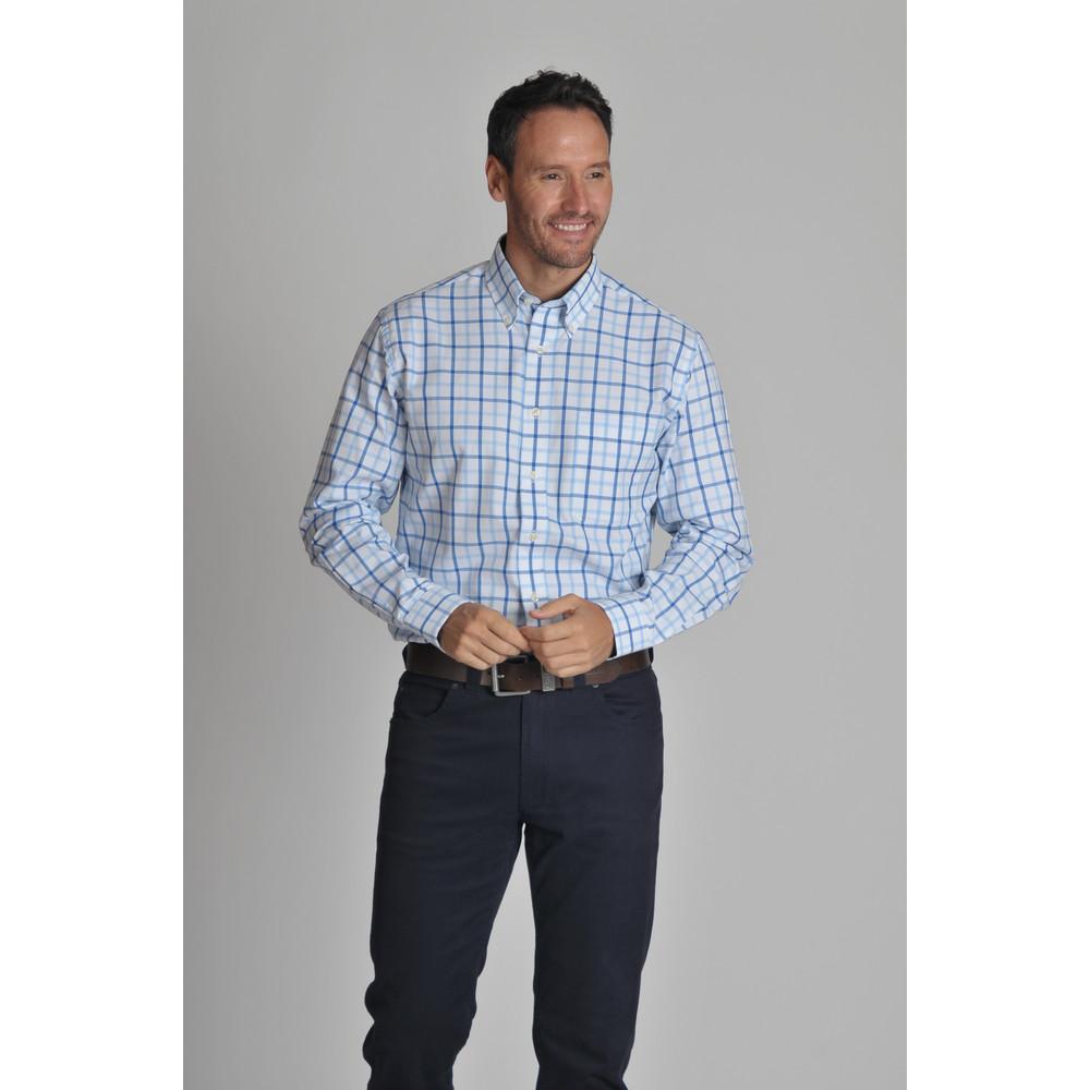 Brancaster Classic Shirt Light Blue