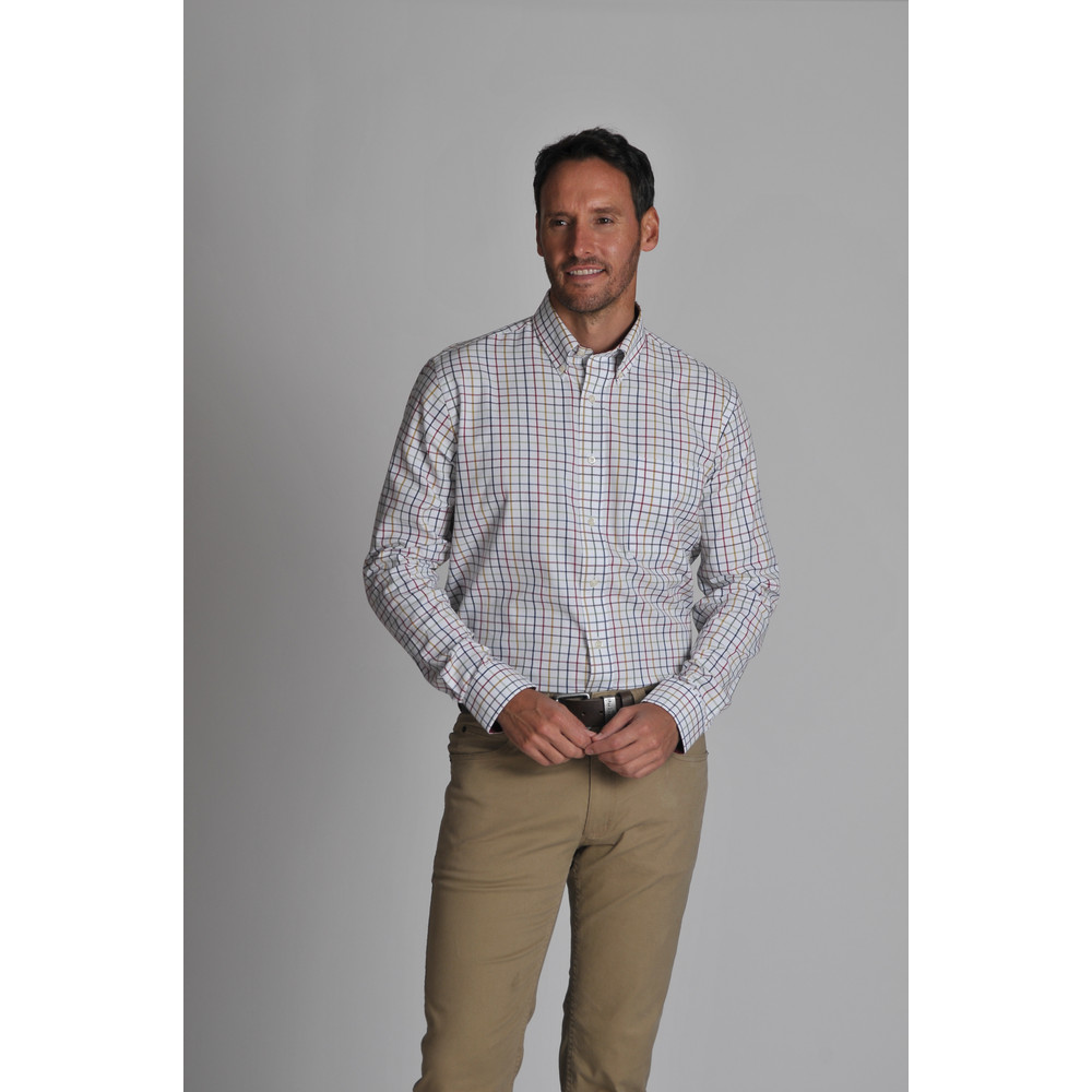 Banbury Shirt Multi Check