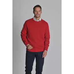 Cotton Cashmere Crew Jumper