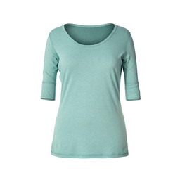 Royal Robbins Flip 'N' Twist Tee in Opal