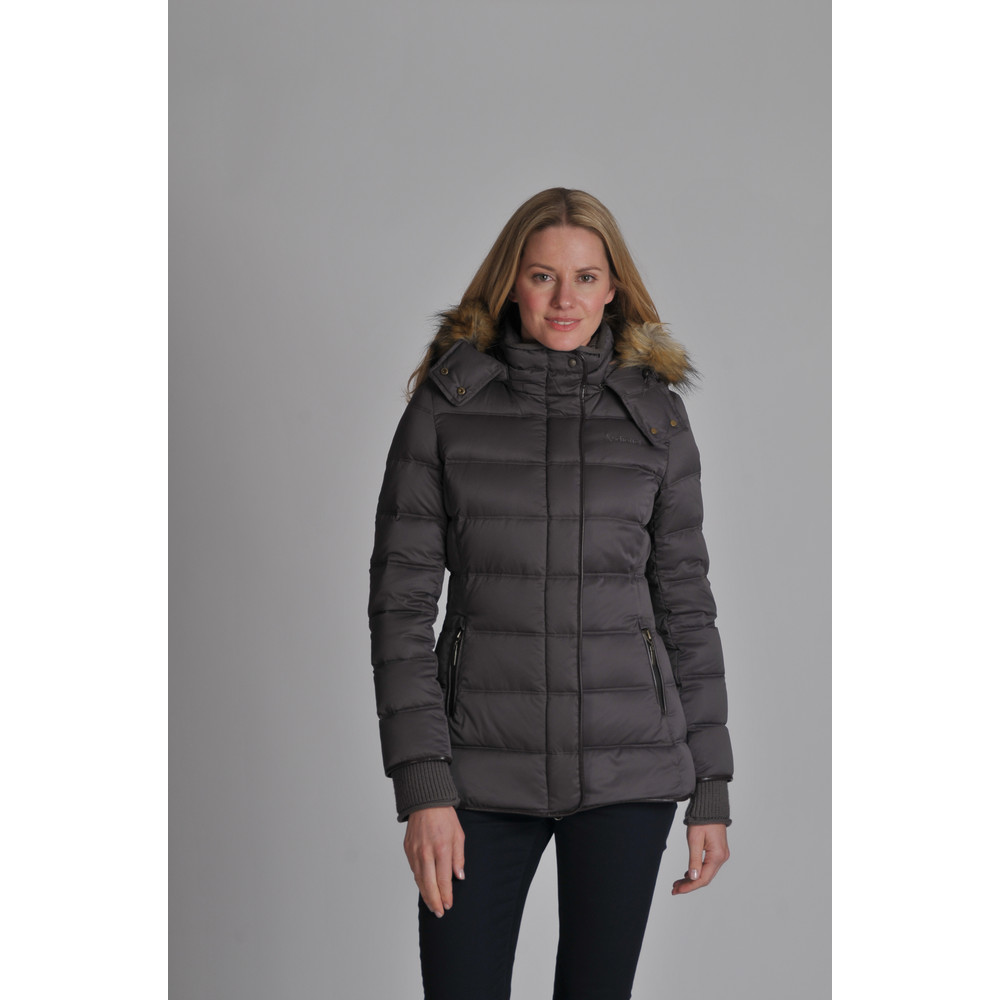 Kensington Down Jacket Juniper