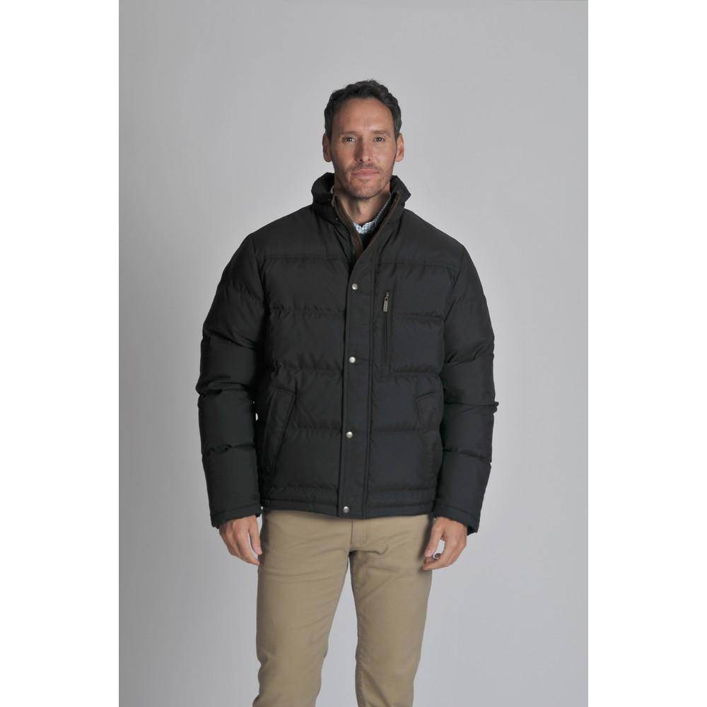 Richmond Down Jacket Charcoal