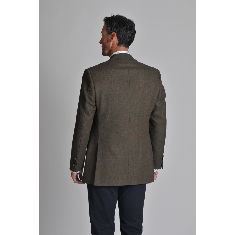 Belgrave Tweed Sports Jacket Windsor Tweed