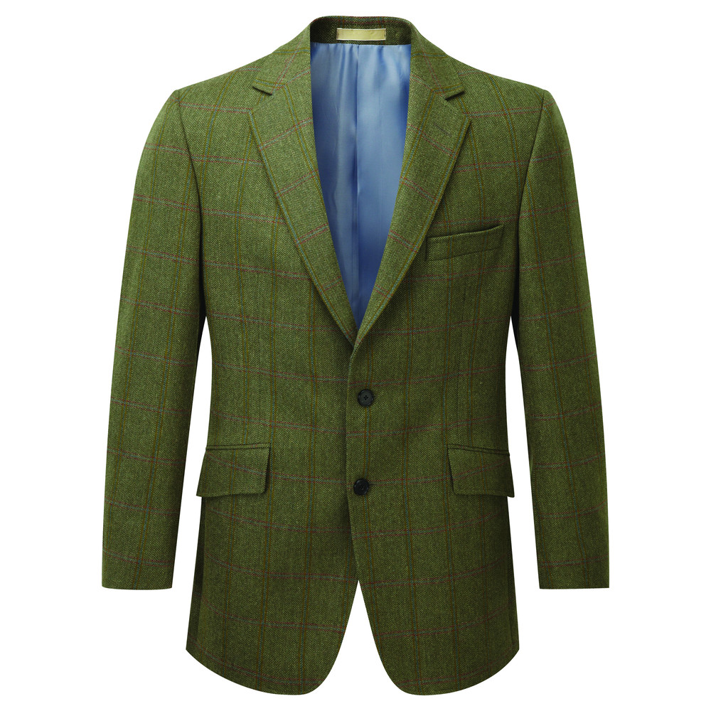 Belgrave Tweed Sports Jacket Sandringham Tweed