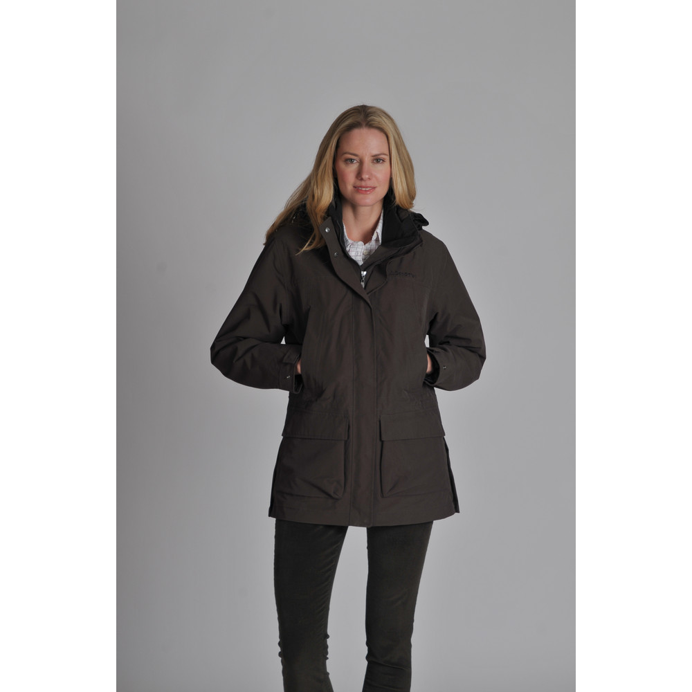 Uppingham 3 in 1 Coat Mocha