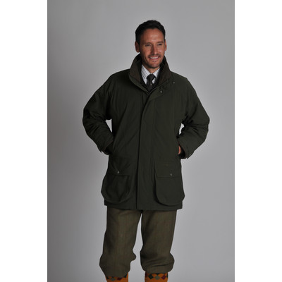 Ptarmigan Interactive Coat Hunter Green
