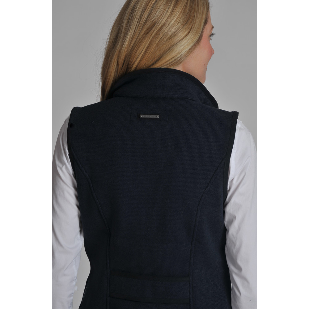 Knightsbridge Fleece Gilet Navy