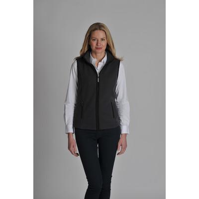 Knightsbridge Fleece Gilet Charcoal