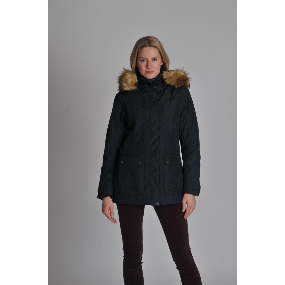 Malvern Coat Navy Blue