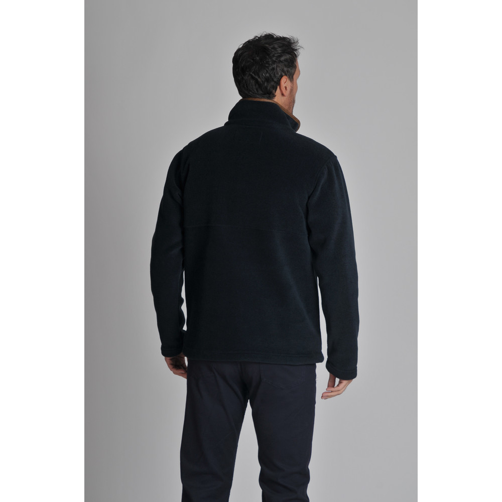 Berkeley 1/4 Zip Fleece Navy