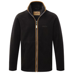 Schoffel Country Cottesmore Fleece Jacket in Espresso