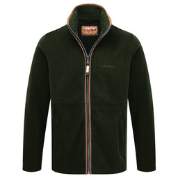 Schoffel Country Cottesmore Fleece Jacket in Forest