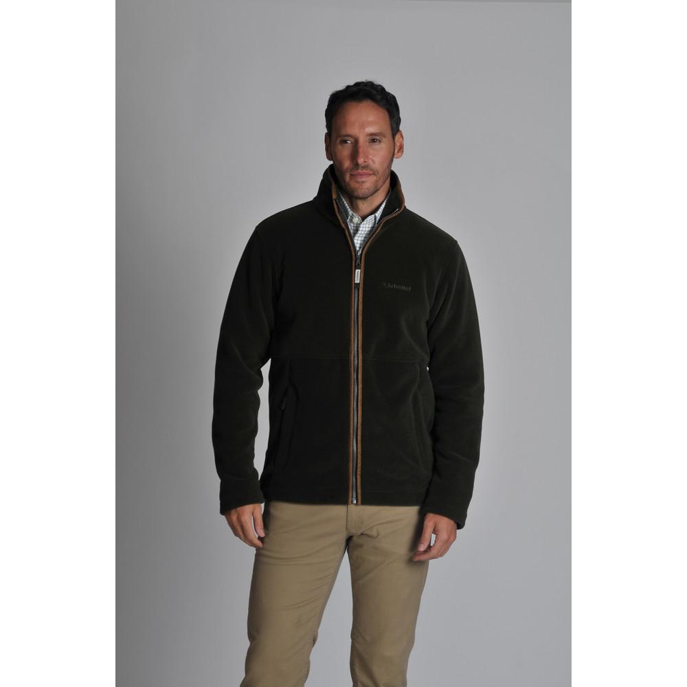 Cottesmore Fleece Jacket Forest