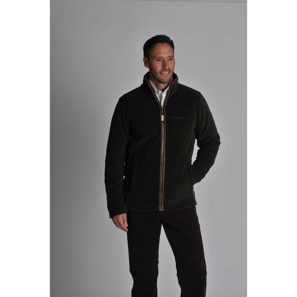 Cottesmore Fleece Jacket Dark Olive