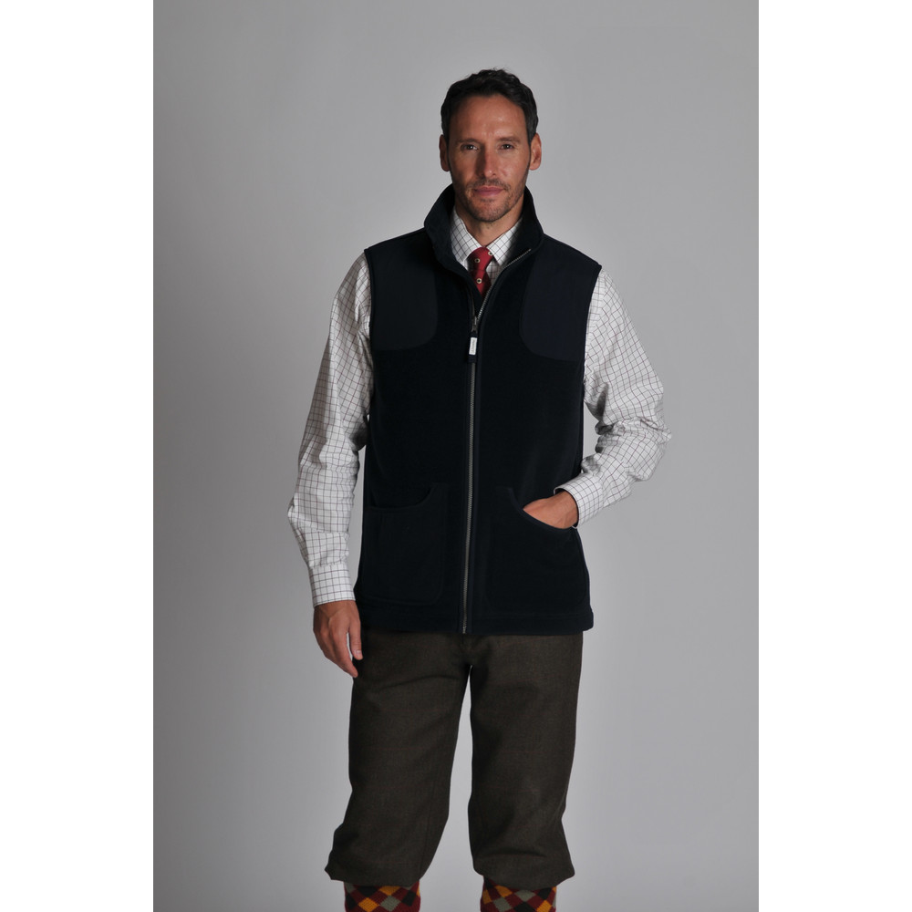 Gunthorpe Shooting Vest Navy