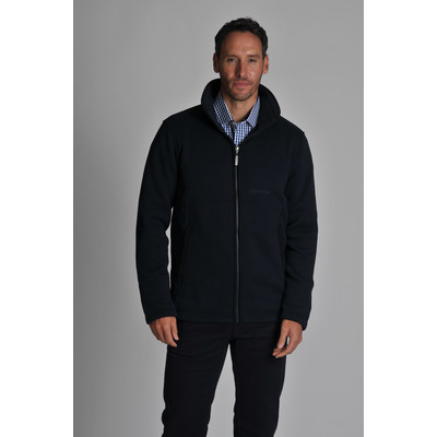 Marlborough Fleece Jacket Navy