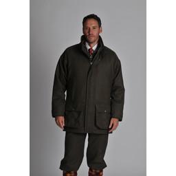Ptarmigan Tweed Coat