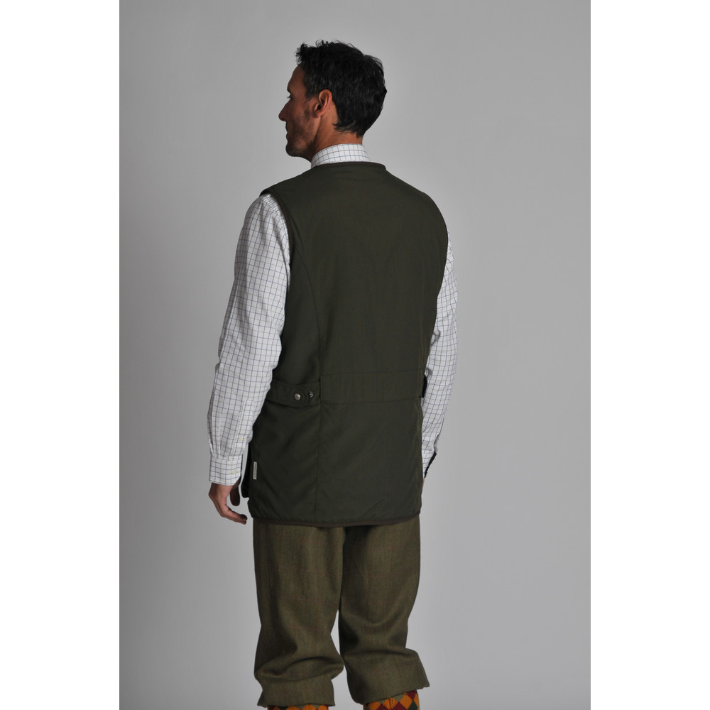 Stamford Vest Hunter Green
