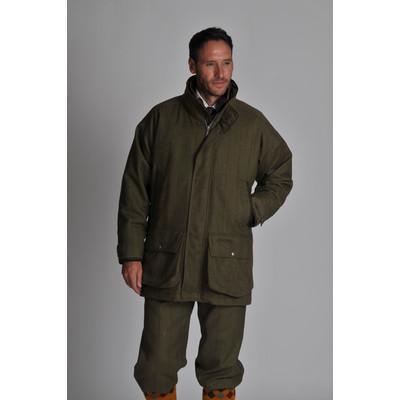 Ptarmigan Tweed Coat Sandringham Tweed