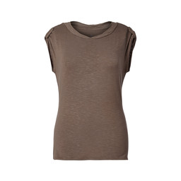 Royal Robbins Noe Twist S/S Top in Falcon