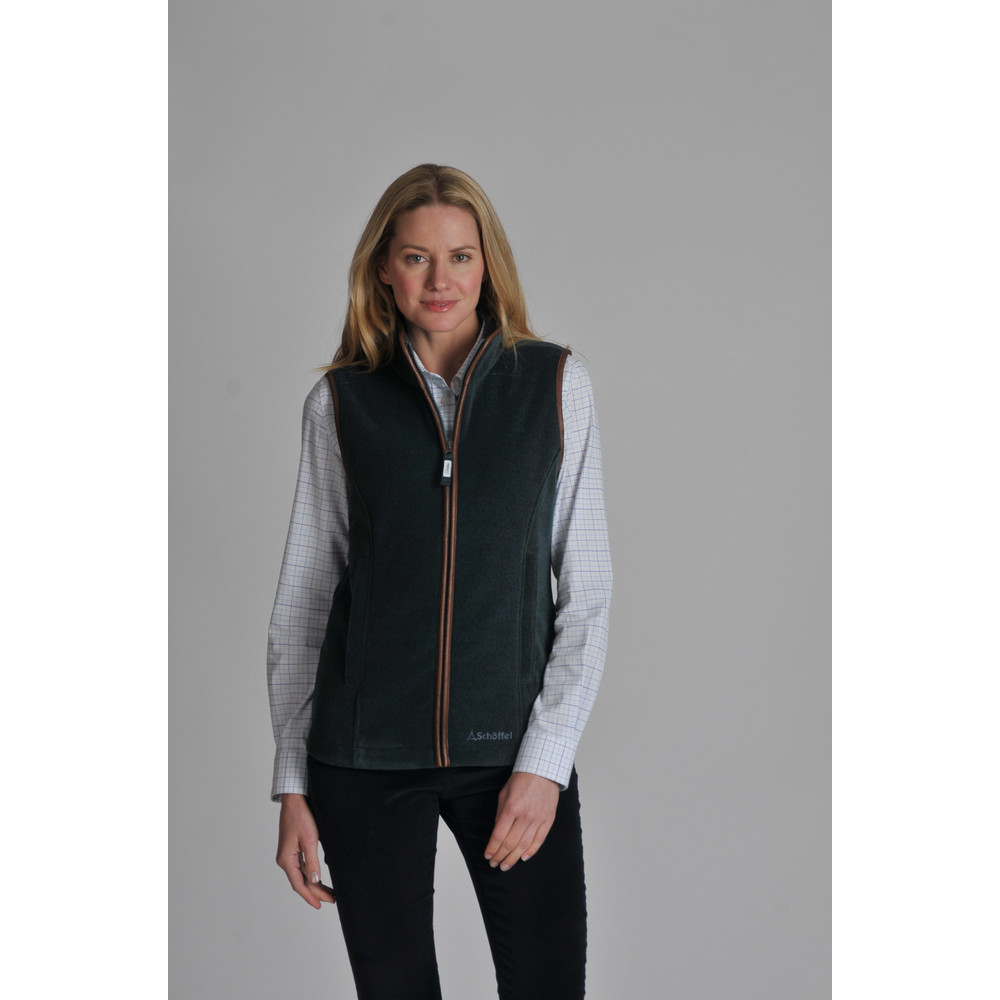 Lyndon II Fleece Gilet Kingfisher