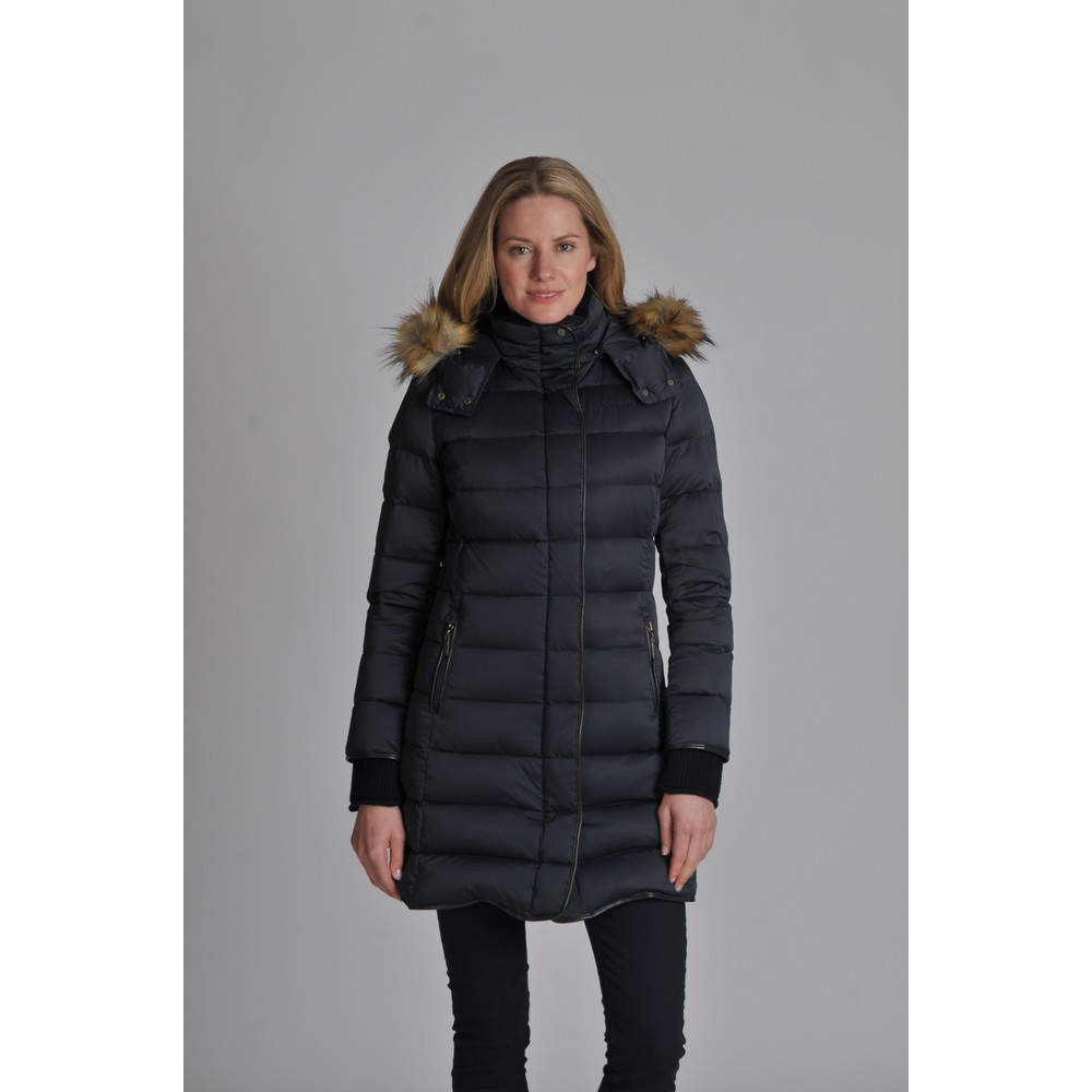 Mayfair Down Coat Navy  Mayfair Down Coat Navy ... b4311faf2c55