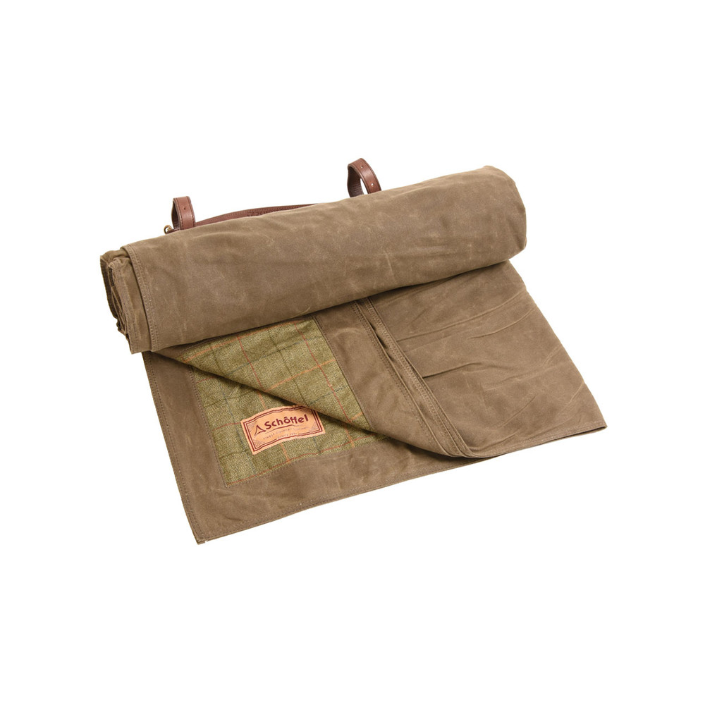 Schoffel Picnic Blanket Forest/Tweed