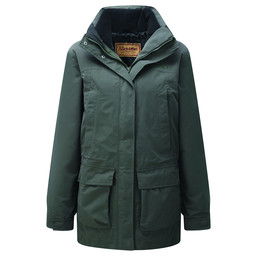 Uppingham 3 in 1 Coat