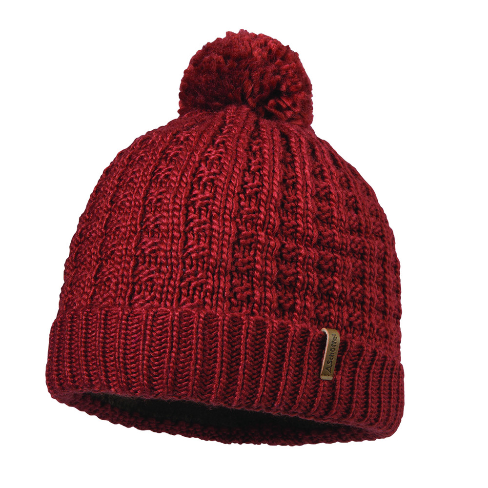 Dublin Knitted Hat Russet Brown
