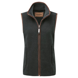 Lyndon Fleece Gilet Kingfisher