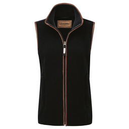 Schoffel Country Lyndon Fleece Gilet in Navy