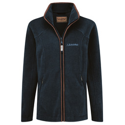 Schoffel Country Burley Fleece in Kingfisher