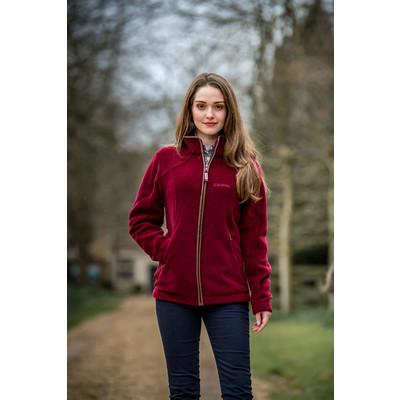 Burley Fleece Ruby