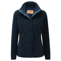 Melton Fleece Navy