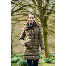 Mayfair Down Coat
