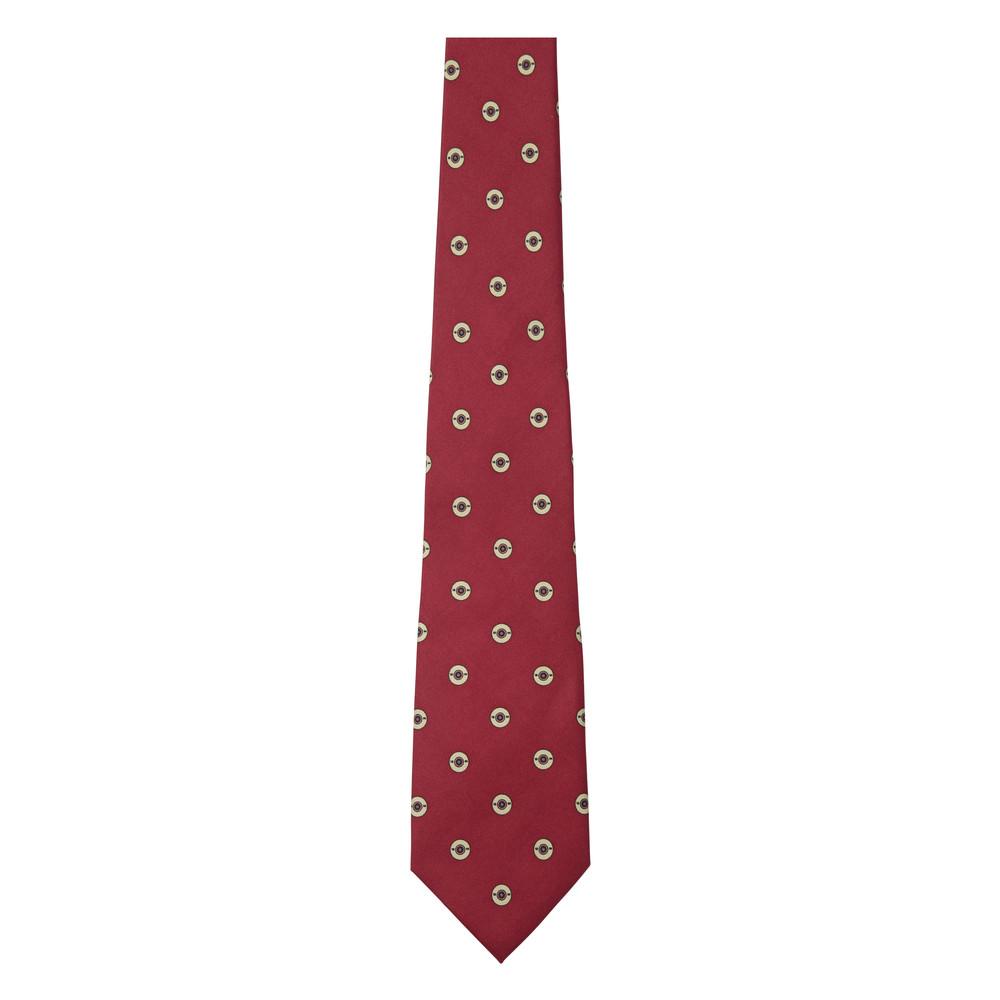 Silk Tie Red