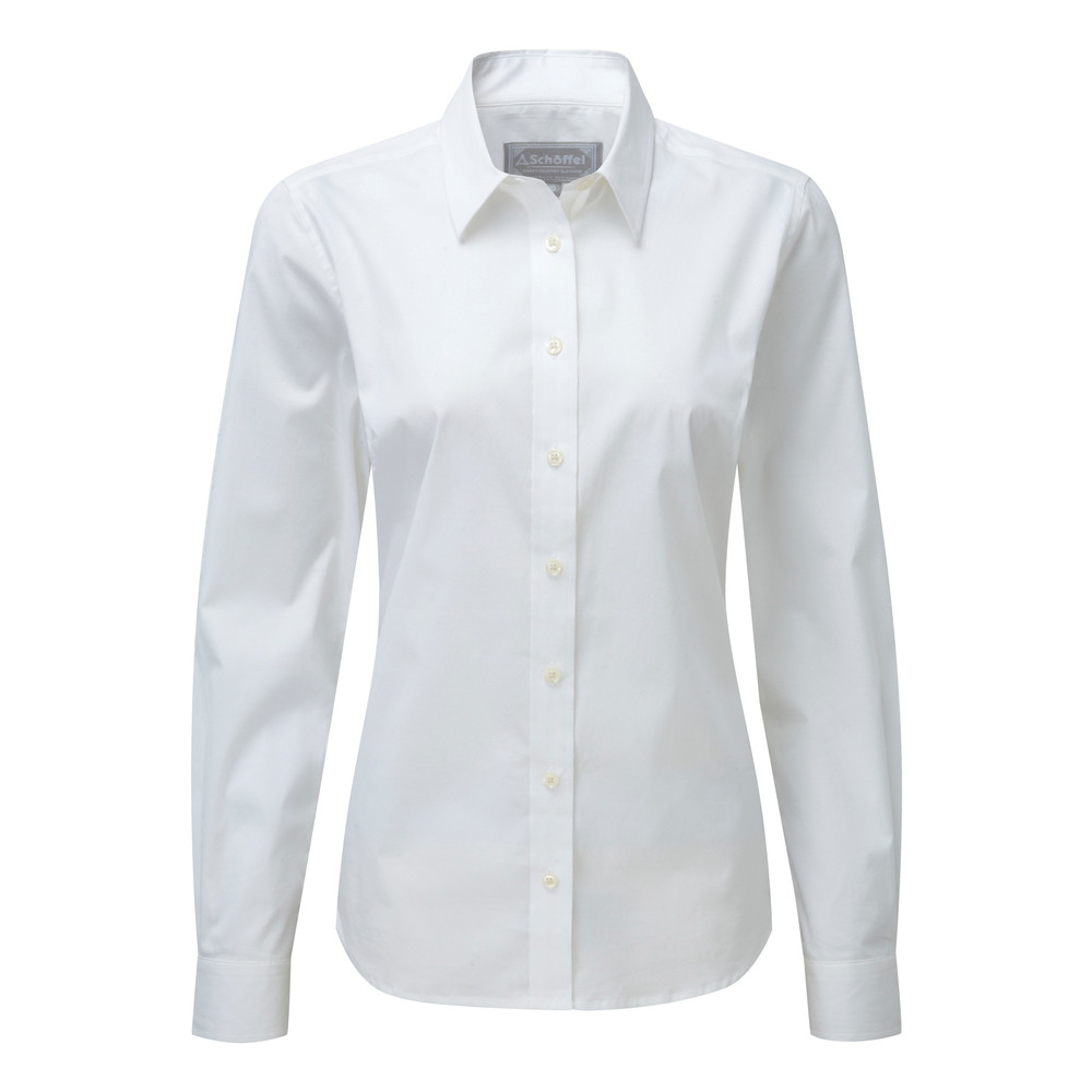 Suffolk Shirt White