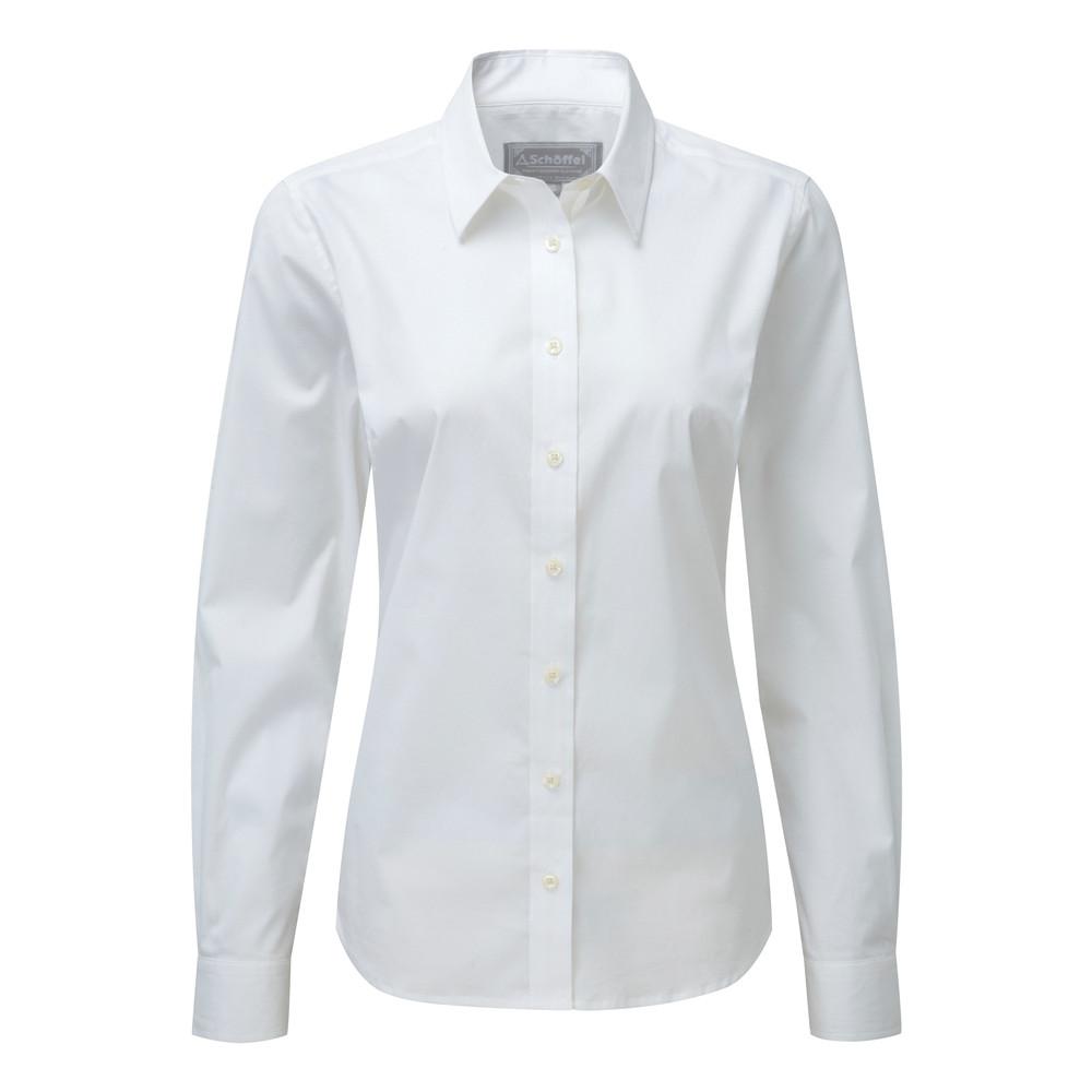 Suffolk Shirt White