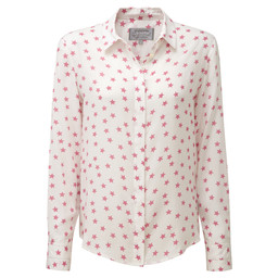Schoffel Country Helmsley Shirt in Rose Star