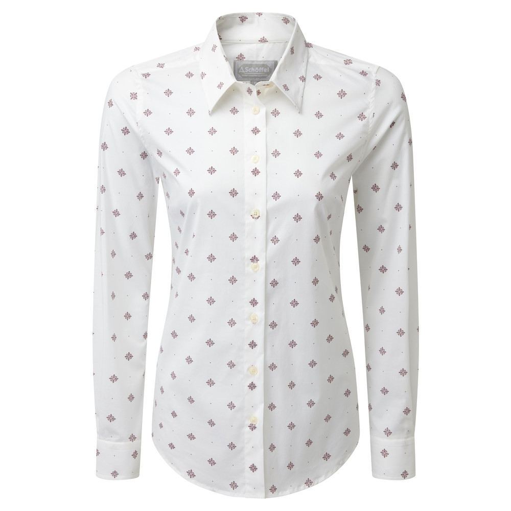 Norfolk Shirt Fig Bluebell