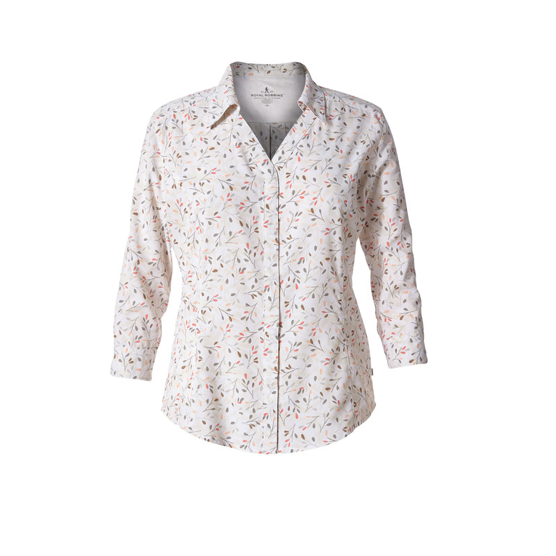 Expedition Chill Print 3/4 Shirt