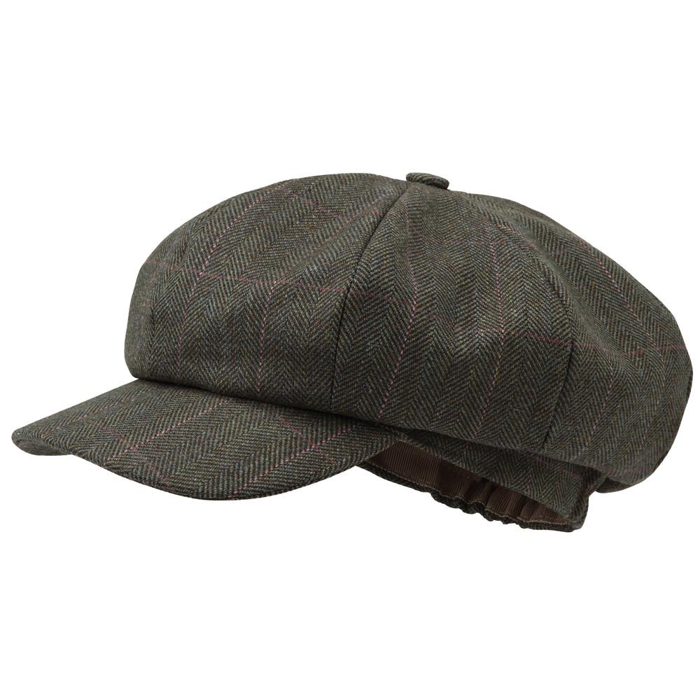 Bakerboy Cap II Cavell Tweed
