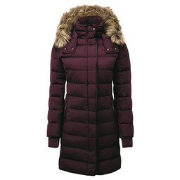 Schoffel Country Mayfair Down Coat in Fig