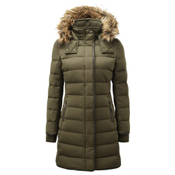 Schoffel Country Mayfair Down Coat in Olive