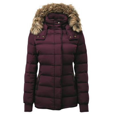 Schoffel Country Kensington Down Jacket in Fig