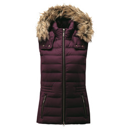 Schoffel Country Chelsea Down Gilet in Fig