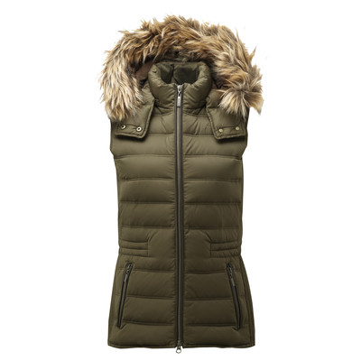 Chelsea Down Gilet Olive