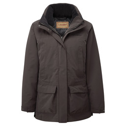 Schoffel Country Uppingham 3 in 1 Coat in Mocha